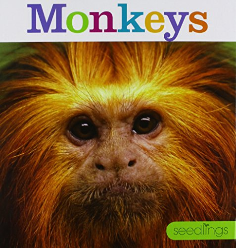 Monkeys (Library Binding): Kate Riggs