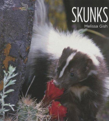 Skunks (Hardcover): Melissa Gish