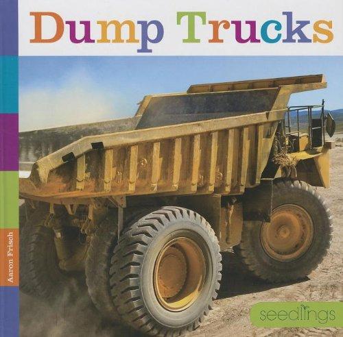 9781608183418: Dump Trucks (Seedlings)