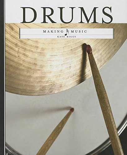 Drums (Hardcover): Kate Riggs
