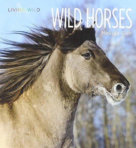 9781608184200: Wild Horses (Living Wild)