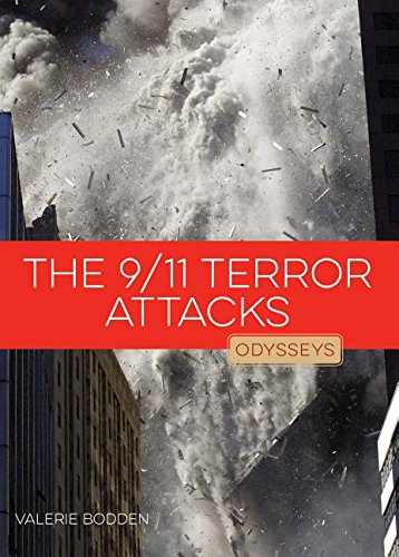 9781608185290: The 9/11 Terror Attacks (Odysseys in History)