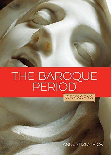9781608185306: The Baroque Period (Odysseys in Art)
