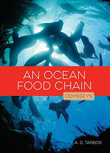 9781608185412: An Ocean Food Chain (Odysseys in Nature)