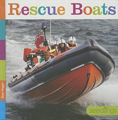 9781608185832: Rescue Boats (Seedlings)
