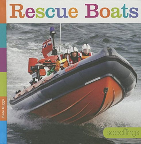 Rescue Boats: Riggs, Kate