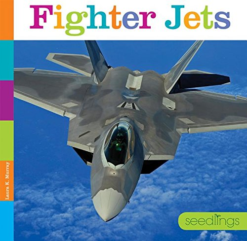 9781608186631: Fighter Jets (Seedlings)