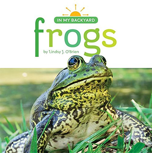 Frogs (Hardcover): Lindsy O'Brien