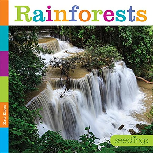 Rainforests (Hardcover): Kate Riggs