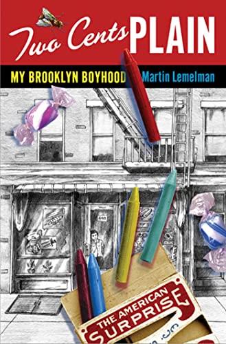 9781608190041: Two Cents Plain: My Brooklyn Boyhood