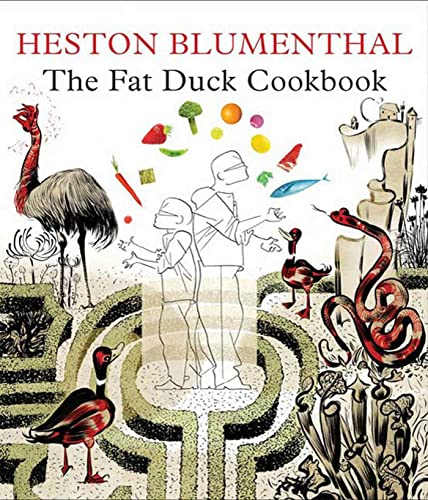 The Fat Duck Cookbook: Blumenthal, Heston