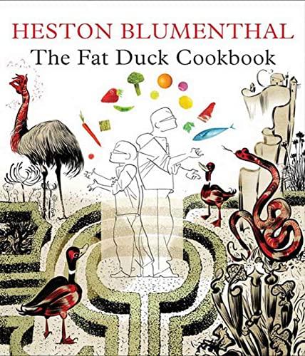 9781608190201: The Fat Duck Cookbook