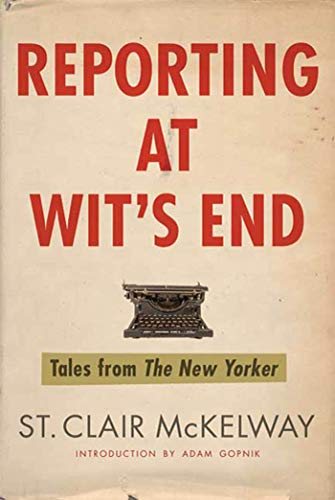 Reporting at Wit's End Format: Paperback