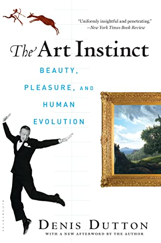 9781608190553: The Art Instinct: Beauty, Pleasure, & Human Evolution