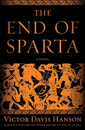 9781608191642: The End of Sparta: A Novel