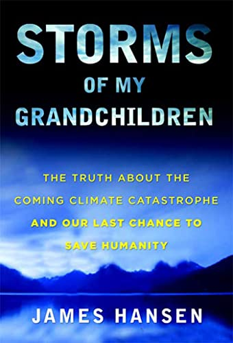 9781608192007: Storms of My Grandchildren: The Truth About the Coming Climate Catastrophe and Our Last Chance to Save Humanity