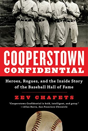 9781608192106: Cooperstown Confidential: Heroes, Rogues, and the Inside Story of the Baseball Hall of Fame