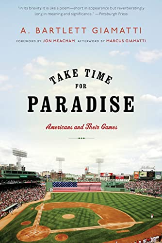 9781608192243: Take Time for Paradise: Americans and Their Games