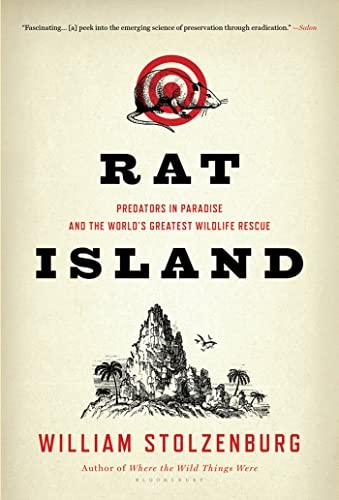 9781608193325: Rat Island: Predators in Paradise and the World's Greatest Wildlife Rescue