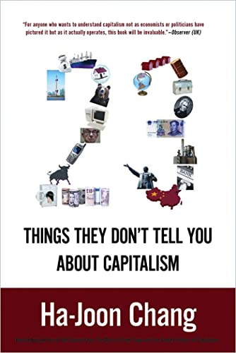 9781608193387: 23 Things They Don't Tell You About Capitalism