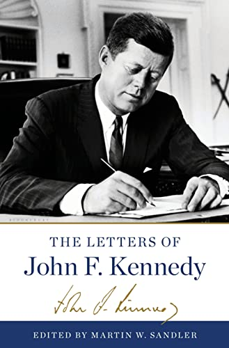 9781608193523: The Letters of John F. Kennedy