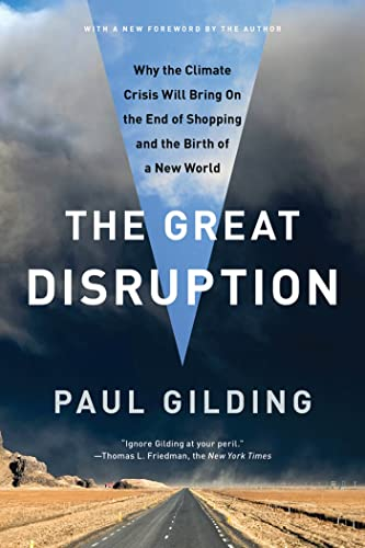 9781608193530: The Great Disruption: Why the Climate Crisis Will Bring On the End of Shopping and the Birth of a New World