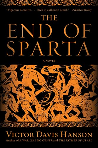 9781608193547: The End of Sparta: A Novel