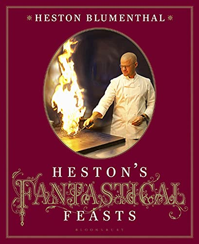 9781608193691: Heston's Fantastical Feasts