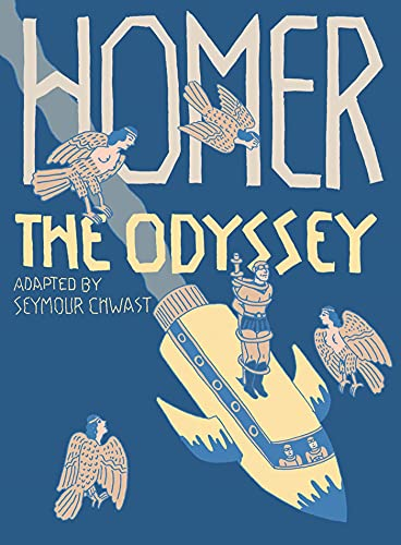 The Odyssey: Adapted By Seymour Chwast