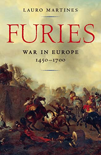9781608196098: Furies: War in Europe, 1450–1700