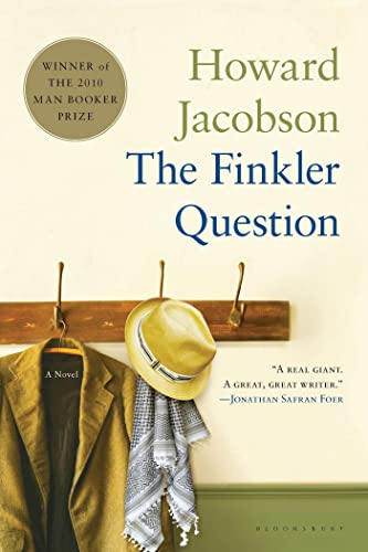 9781608196111: The Finkler Question (Man Booker Prize)