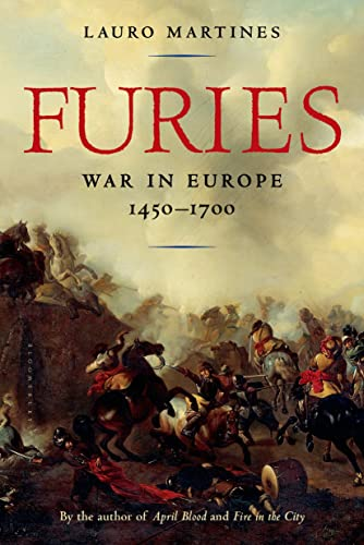 9781608196180: Furies: War in Europe, 1450–1700