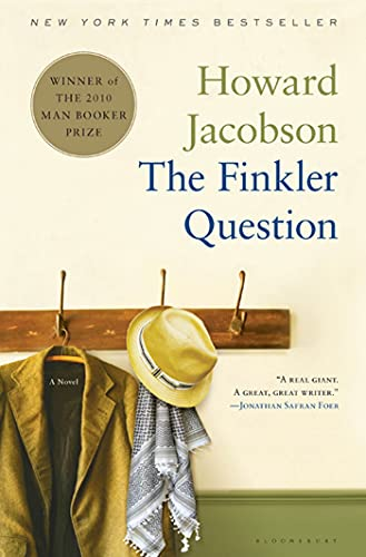 The Finkler Question: Jacobson, Howard