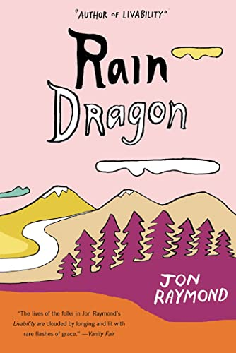 9781608196791: Rain Dragon: A Novel