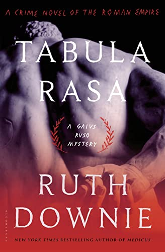 9781608197088: Tabula Rasa: A Crime Novel of the Roman Empire (The Medicus Series)