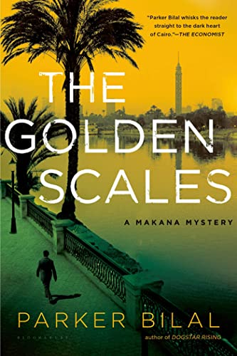 The Golden Scales: A Makana Mystery (Makana Mysteries): Bilal, Parker; Grady, Frank