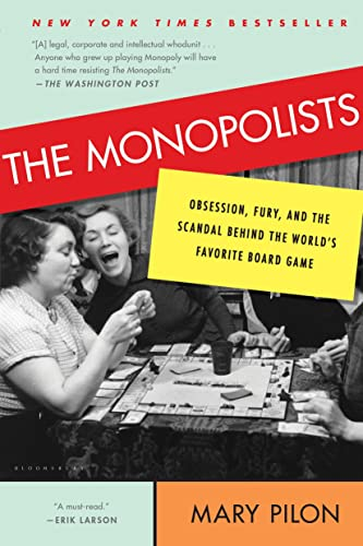 9781608199655: The Monopolists: Obsession, Fury, and the Scandal Behind the World's Favorite Board Game