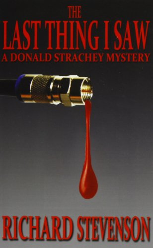 9781608207060: The Last Thing I Saw (Donald Strachey Mystery)