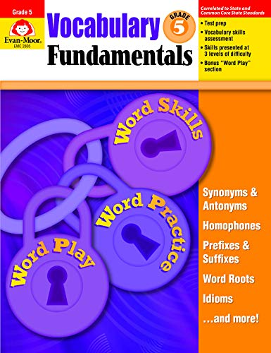 9781608236626: Vocabulary Fundamentals, Grade 5