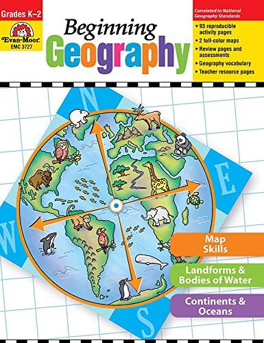 9781608236763: Beginning Geography (Beginning Geography (Evan-Moor))
