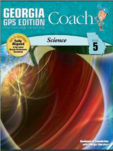 9781608246199: Georgia GPS Edition Coach Science Grade 5 Gold Edition