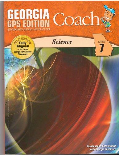 Georgia Coach, GPS Gold Edition, Standards-Based Instruction,