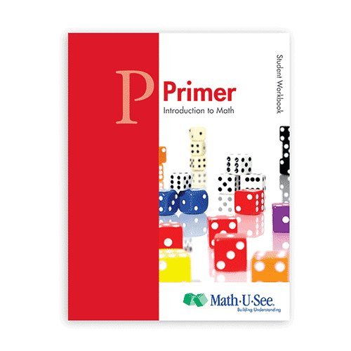 9781608260027: Math U See Primer Level Instructional DVD