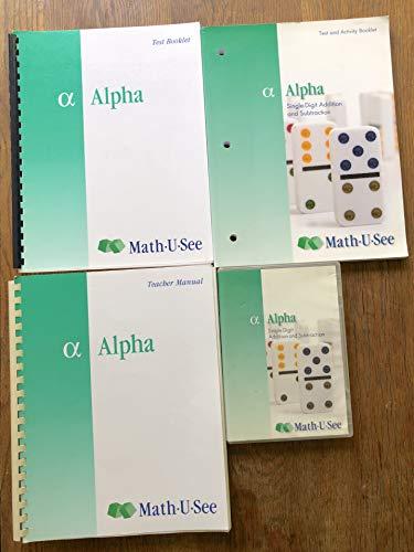 9781608260041: Alpha Student Text
