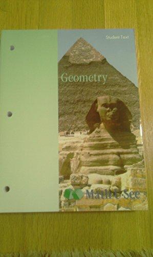 9781608260362: Geometry Student Text