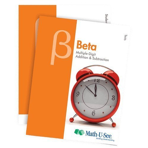 Beta Student Workbook Multiple-Digit Addition and Subtraction