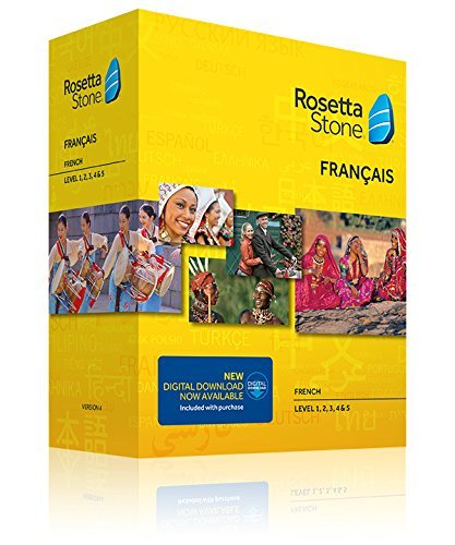 9781608299980: Rosetta Stone Fransais Totale