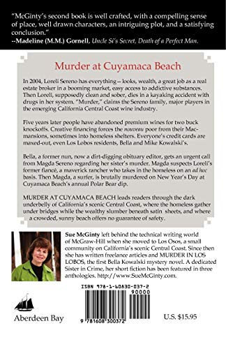 9781608300372: Murder at Cuyamaca Beach