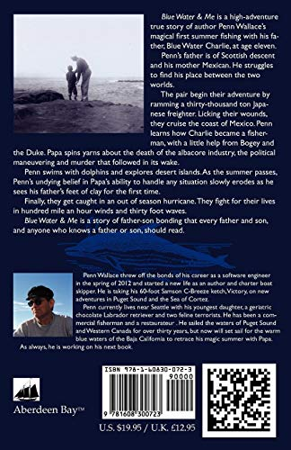 9781608300723: Blue Water & Me: Tall Tales of Adventures With My Father