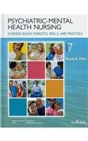 9781608310494: Psychiatric-Mental Health Nursing, Evidence-Based Concepts, Skills, and Practices